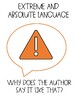 Notice and Note Signposts Posters Non-Fiction