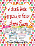 Notice and Note: Signposts for Fiction Poster Bundle