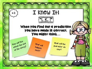 Notice and Note for Primary Grades {I Can Notice! I Can Note!}