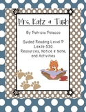 Notice and Note with Mrs. Katz and Tush & Related Activities