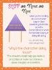 Notice and Notice Anchor Charts-Polka Dots