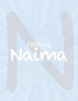 Noticing Naima - Anxiety