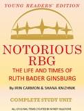 Notorious RBG: Young Readers' Edition (Editable Unit)