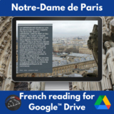 Notre-Dame - reading for beg/int French students - Google Drive