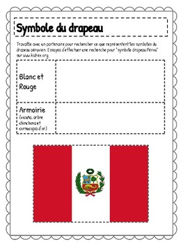 Notre communauté mondiale: Plan d'unité Pérou