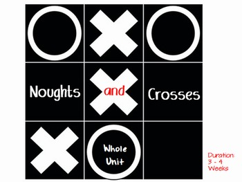 Inquiry Unit: 'Noughts and Crosses' Malorie Blackman