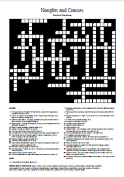 Noughts and Crosses Study Guide - Active Learning Tasks Bundle