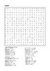 Noughts and Crosses - Word Search Part 1