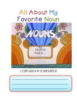 Noun Activities!