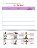 Noun Activities for K-1