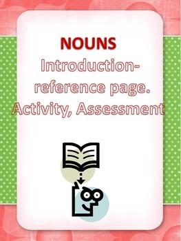 Noun Activity