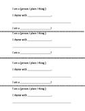 Noun Activity Book