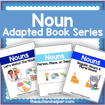 Noun Adapted Book Series