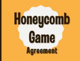 Spanish Noun Adjective Agreement Honeycomb Partner Game