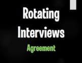 Spanish Noun Adjective Agreement Rotating Interviews