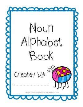 Noun Alphabet Book
