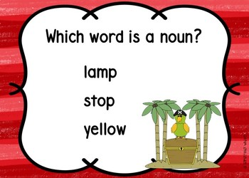 Noun BOOM Cards {Digital Task Cards}