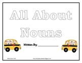 Noun Books for Teaching Common, Proper, Singular, and Plural Nouns