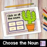 Noun Boom Cards