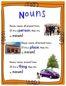 Noun Song (Chant)