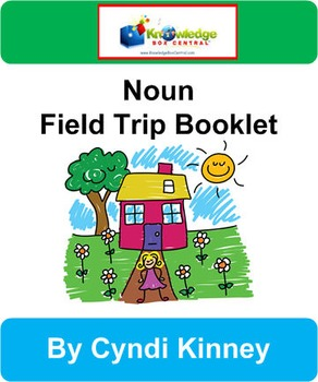 Noun Field Trip Booklet