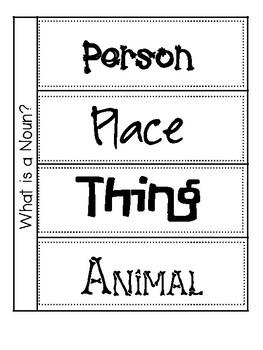 Noun Flipbook