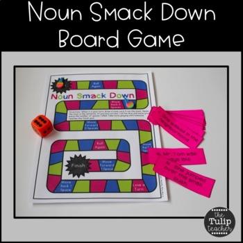 Noun Games and Quiz {Identifying Nouns}