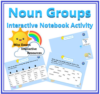 Noun Groups Activity