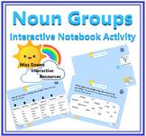 Interactive Noun Groups Activity for IWB