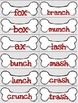 Ending Rules Dog Theme Word Sort + ADDED BONUS: Plural Noun BOOM Cards