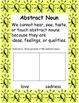 Noun Worksheets/Literacy Center Activities for Notebook- C