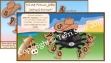 Noun Jobs with Sheriff Spinner and His Nine Noun Deputies
