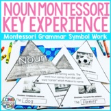 Noun Key Experience Montessori Grammar Symbol Extension Booklet