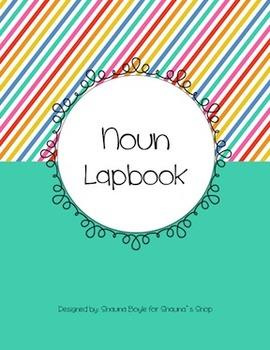 Noun Lapbook