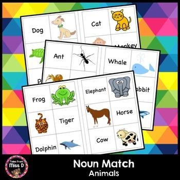 Noun Match