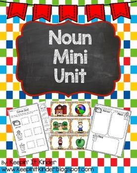 Noun Mini-Unit