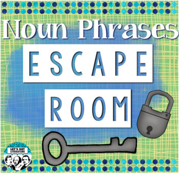 Noun Functions Escape Room