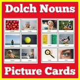 Noun Picture Word Cards