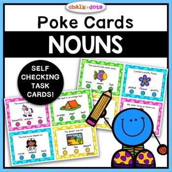 Noun Poke Cards