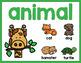 Noun Posters - Person, Animal, Thing, Singular, Plural