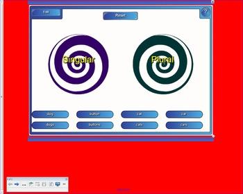 Noun Practice-SmartBoard