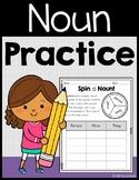 Noun Practice and Activities