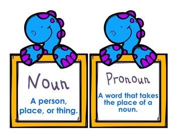 Noun / Pronoun SORT