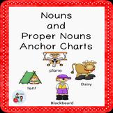 Noun Proper Nouns Anchor Charts