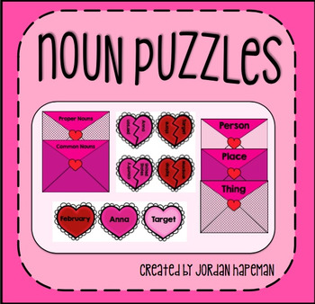Noun Puzzles/Sort