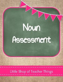 Noun Assessment