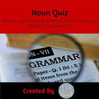 Noun Quiz