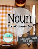 Noun Restaurants - a Unique and Creative Assessment