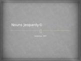 Noun Review Game - Jeopardy