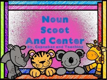 Noun Scoot and Center